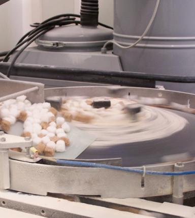 Co-manufacturing de sucre