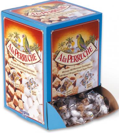 Un exemple de co-manufacturing pour le sucre Ala Perruche
