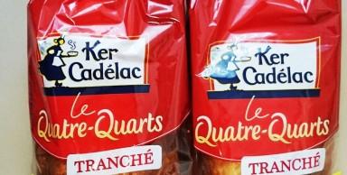 Copacking de deux brioches Ker Cadélac