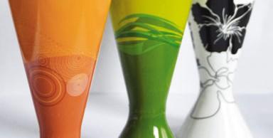 Manchonnage de packaging en plastique