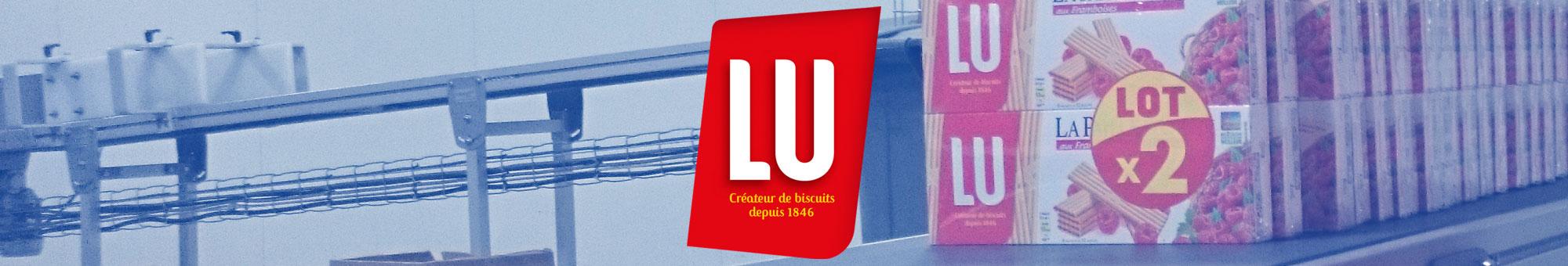 Logo de LU
